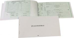 Medžiagų ir žaliavų apskaitos dokumentacija