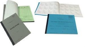 Kasos operacijų dokumentacija