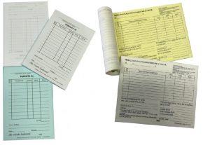 Parduotų prekių ( atliktų paslaugų) apskaitos dokumentacija